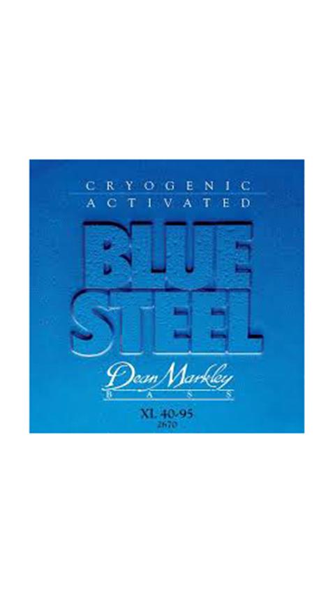Dean markley 2670 bluesteel bass 5 stg lt for 2670 5